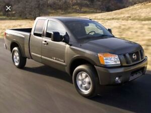 Looking for pickup truck 4x4 with crew cab 2002 or newer