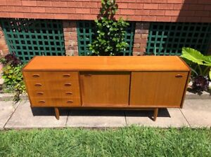 Mid century teak sideboard - great condition