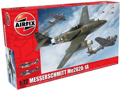 Airfix Messerschmitt Me262A-1A Schwalbe 1:72 Scale Plastic Model A03088
