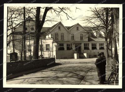Foto-Benzol-Verband-BV-B.V.-Seminar-Hotel Bracksiek-Schledehausen-1955-2