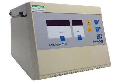 Kendro Labofuge 200 Heraeus Digital Tabletop Lab Centrifuge