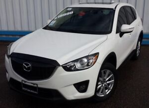 2015 Mazda CX-5 GS *SUNROOF-HEATED SEATS*
