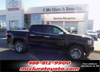 2017 Gmc Canyon 4WD SLT Winter tires on mags included