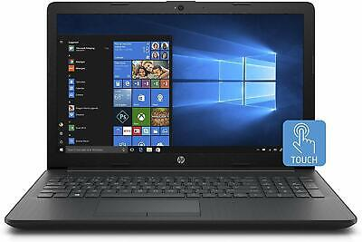 "Laptop Windows - HP 15.6"" Touch Screen Laptop Quad Core up to 2.5Ghz 500GB HDD 4GB Ram Windows 10"