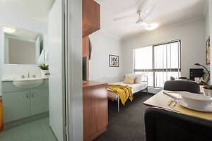 STUDIO SINGLE UNIT - LOCATED IN CBD - AVAILABLE FOR RENT NOW! Brisbane City Brisbane North West Preview