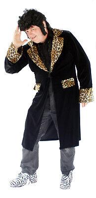 1950's1960'S/GREASE/TEDDY BOY/ROCK & ROLL/PIMP JACKET fancy dress ALL XXXL SIZES - Boys Pimp Costume