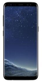 Samsung Galaxy S8 - 64 GB - Midnight Black - Unlocked