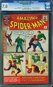 Amazing Spider-man 4 CGC
