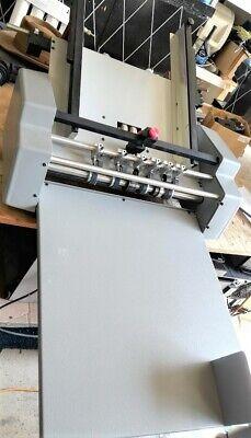 Perfmaster Dash 18 Count Pm-18 Perforating And Scoring Machine - Used Excellent