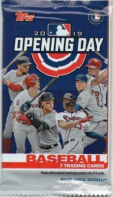2019 Topps Opening Day Baseball Guaranteed Jersey Patch /Auto-Relic? HOT (Day Baseball Jersey)