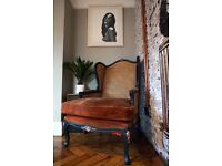 REDUCED Antique / Vintage French Chair