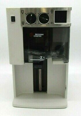 Beckman Coulter Z1 S Coulter Particle Counter Laboratory 226514