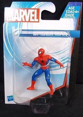 Spider Man Cake (Hasbro Marvel Kids Spider-man PVC figurine cake topper new in blister)