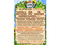 2 EMPERORS FIELDS Tickets Kendal Calling *SOLD OUT*