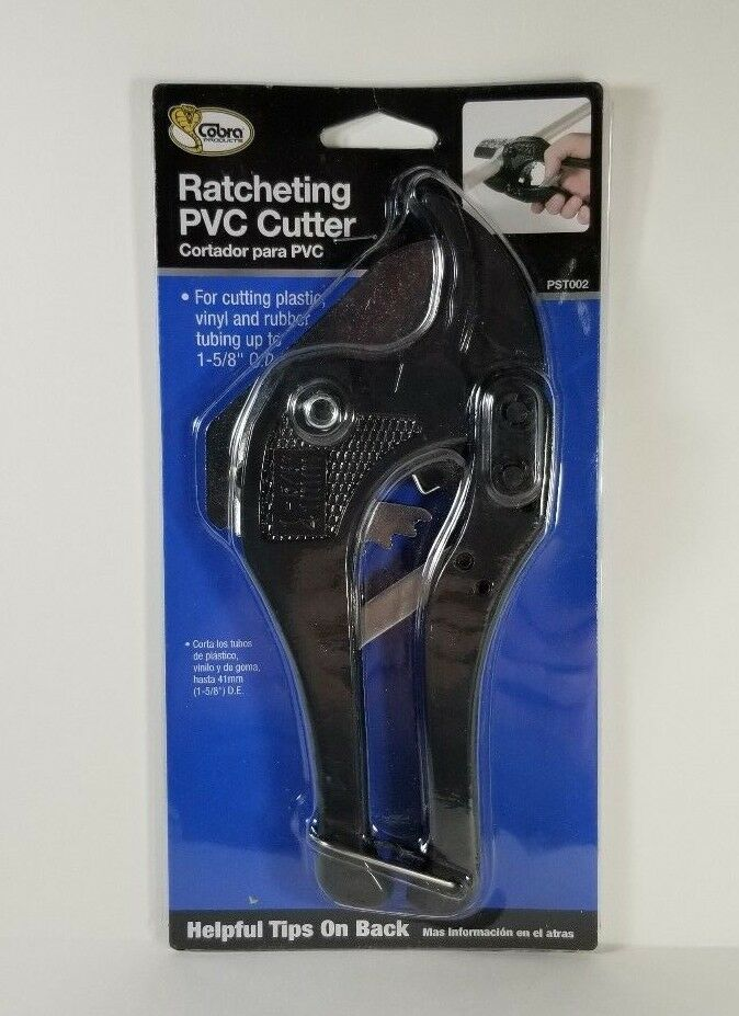 Hose and PVC Ratcheting Tube Cutter PST002
