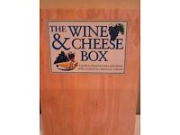 The Wine and Cheese Box