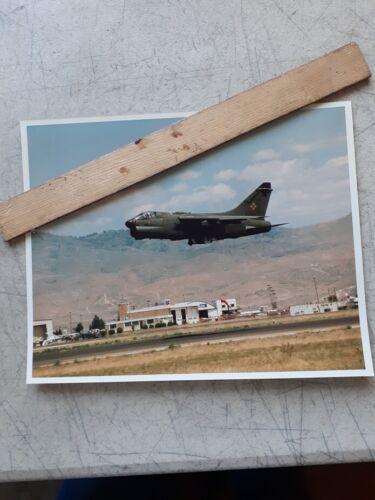Fighter Jet color 8x10  PHOTO