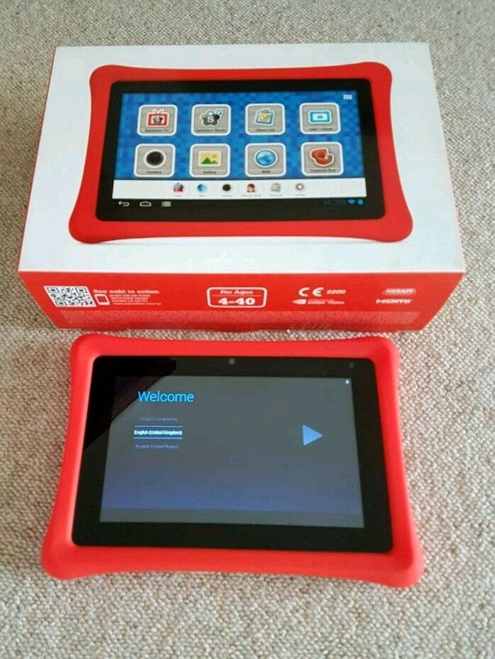 Nabi 7-inch nabi 2 8gb tablet with 1. 3 ghz processor and android.