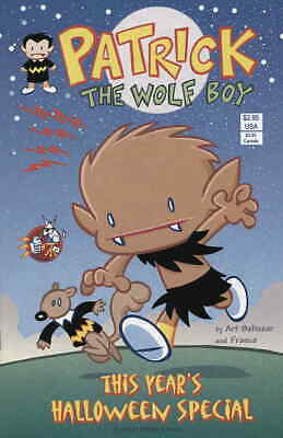 Patrick the Wolf Boy: This Year's Halloween Special #1 VF/NM; Blindwolf | save o](Halloween This Year)