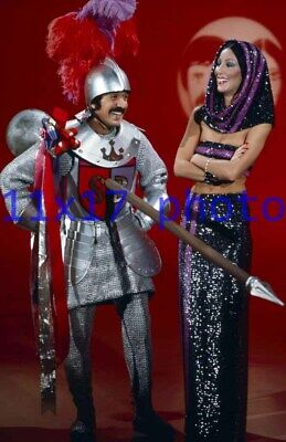 #1858,CHER,the sonny & cher show,11X17 POSTER SIZE PHOTO