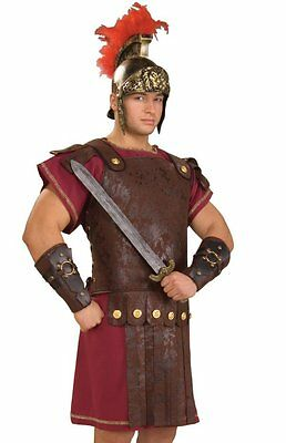 Roman Soldier Body Armor Centurion Costume Caesar Nativity - Armor Costume