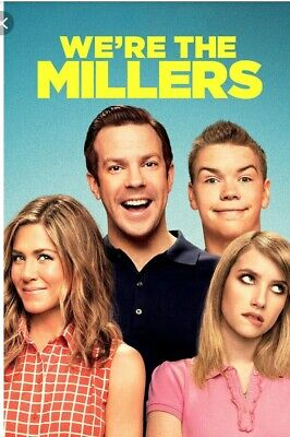 We're The Millers (DVD, 2013) £1.90