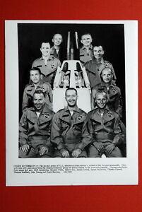 Original Gemini Astronauts - Pics about space