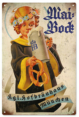 Reproduction  Hofbrauhaus Beer Sign
