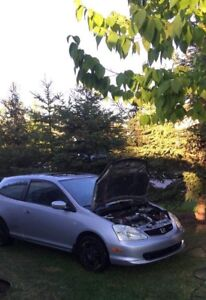 Honda Civic SIR 2002 - Seulement 158 000 km