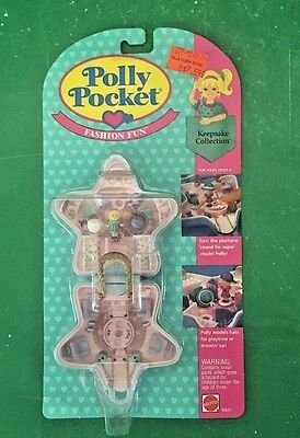Poly Pocket Fashion Fun No 10637 MIC 1993