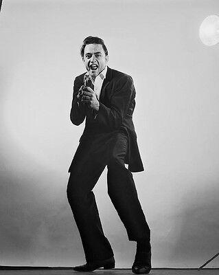"Johnny Cash 10"" x 8"" Photograph no 13"