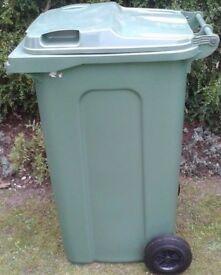 Wheelie Rubbish Waste Bin (s) 240 Litre