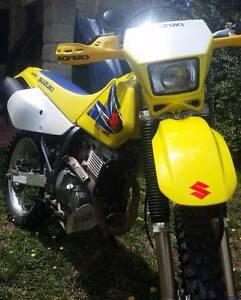 2005 SUZUKI DRZ 250 LOW KLM Barely Used bike Chirnside Park Yarra Ranges Preview