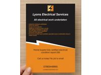 Electrician Lyons electrical services