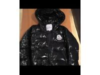Moncler childs coat