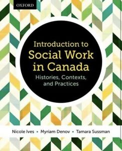 Introduction to Social Work in Canada textbook