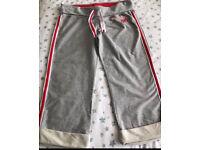 C Henley's jogging bottoms 14