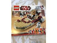 Lego Starwars Luke's Landspeeder