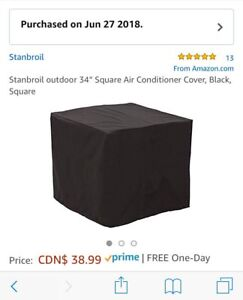 Weather resistance outdoor Air conditioner or Table cover