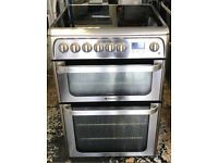Hotpoint ceramic electric cooker 60 cm very good