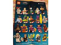 Lego minifigures or sets swaps
