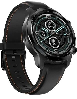 TicWatch Pro 3 LTE Stainless Steel Case Silicone Strap (read description)
