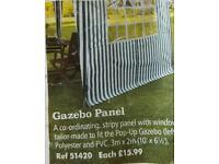GAZEBO PANELS