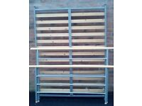 Lovely Metal Double Bed Frame