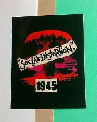 SOCIAL DISTORTION 1945 BOMB MUSIC iPod PHONE SM STICKER