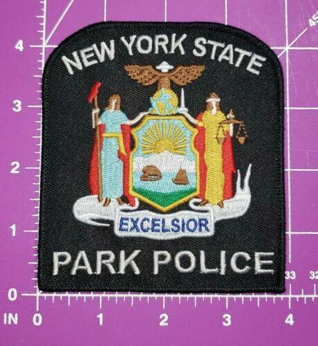 New York State Park Police shoulder patch