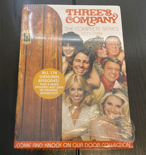 Threes Company-Complete Series