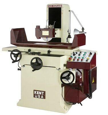 Kent Sgs-1020ahd 10x20 Automatic Surface Grinder
