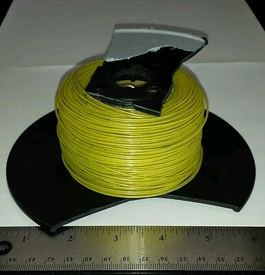 388 Ft Ims M2275918-20-4 Yellow Cable Wire 20awg 19 Strand  32awg 600v