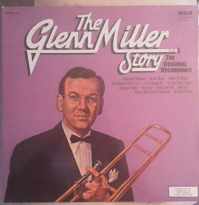 Vinyl LP - The Glenn Miller Story -  im Zustand VG+